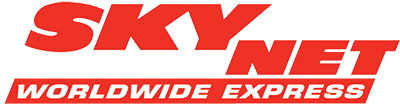 Logo SkyNet Worldwide Express Indonesia